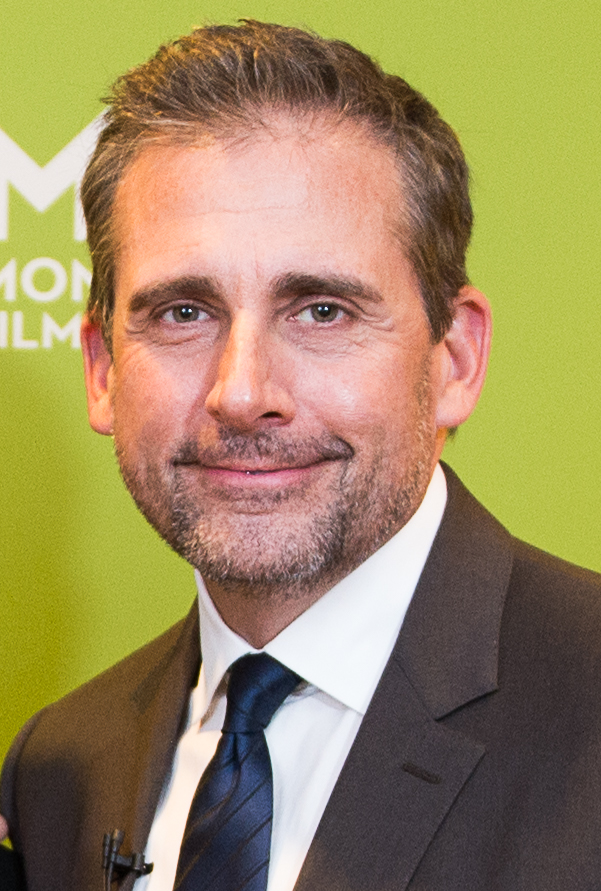 Steve Carell Example Image