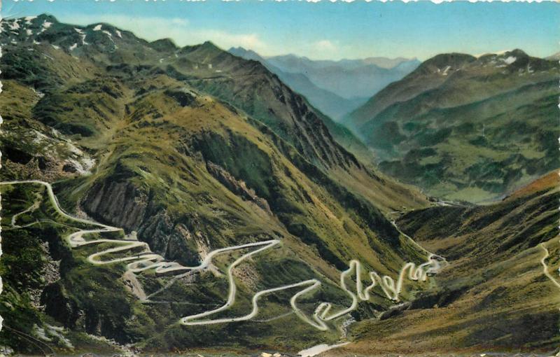 old Tremola postcard