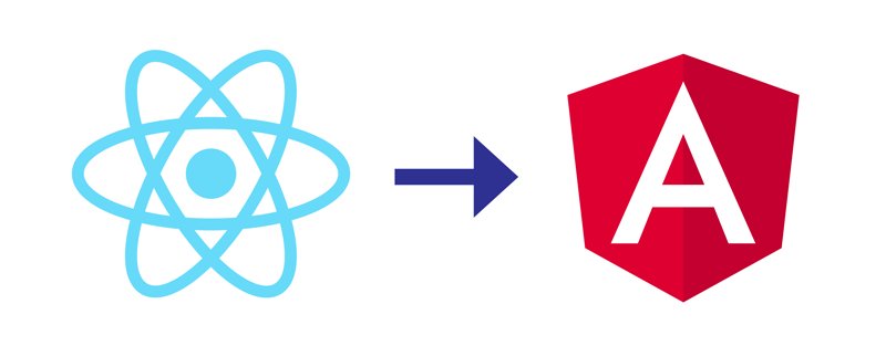 React to Angular: The easiest way to use React components in Angular 1