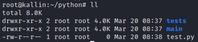 terminal colors after linux