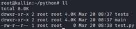 terminal colors linux