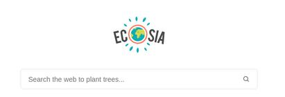 ecosia search