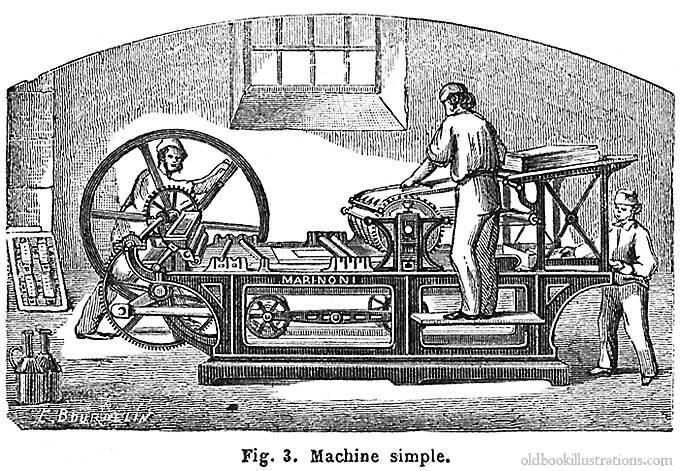 Machine Simple