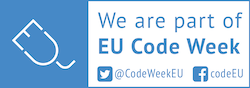 EU Code Week Badge