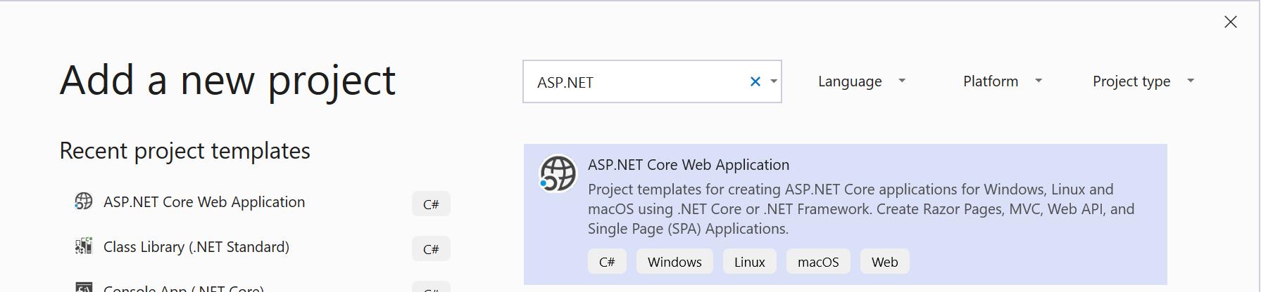 CODE Framework Services in  NET Core - CODE Framework Documentation