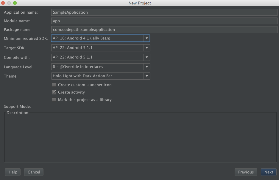 Setting up IntelliJ IDEA · codepath/android_guides Wiki · GitHub