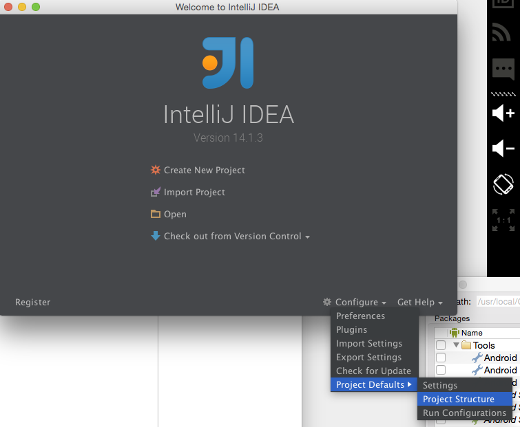 Setting up IntelliJ IDEA | CodePath Android Cliffnotes