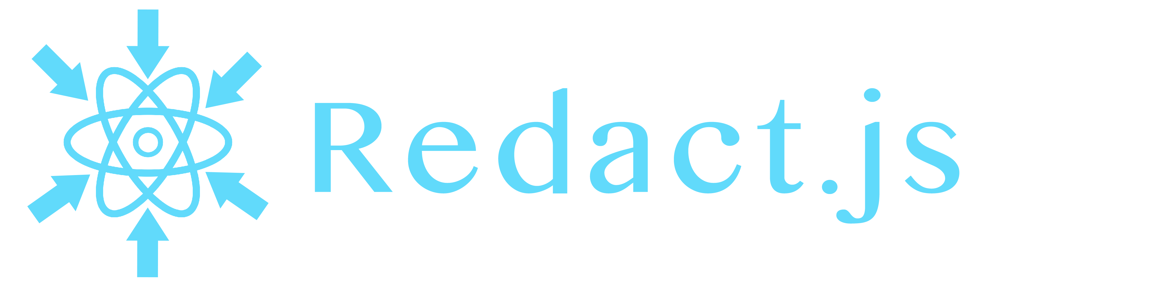 Redact.js logo
