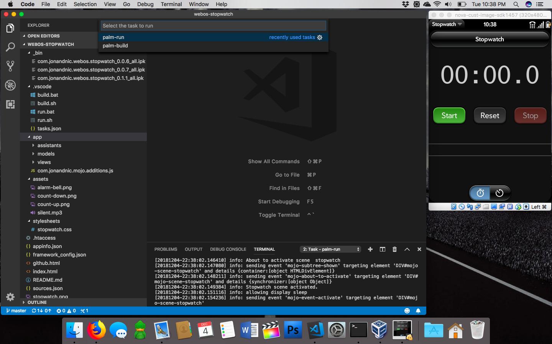 GitHub - codepoet80/webos-vscode-extensions: VisualStudio Code IDE