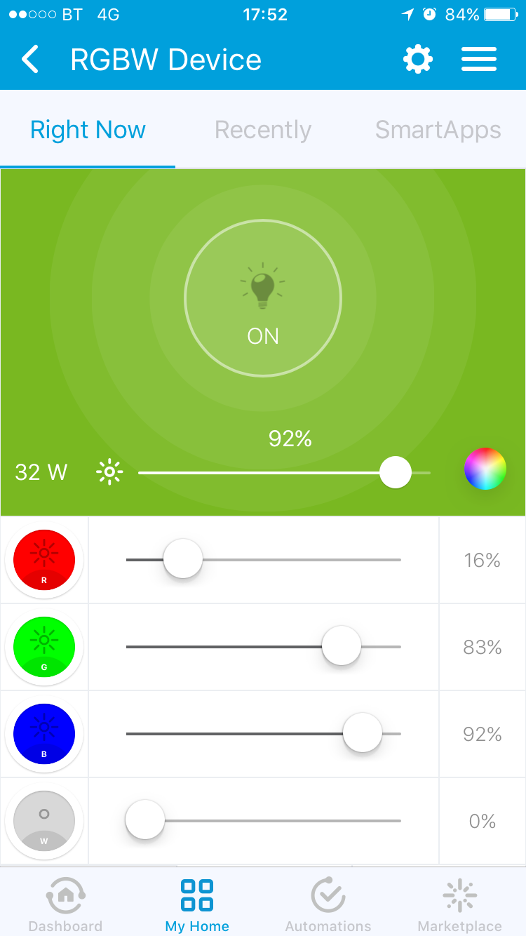 SmartThings/devices/fibaro-rgbw-controller at master