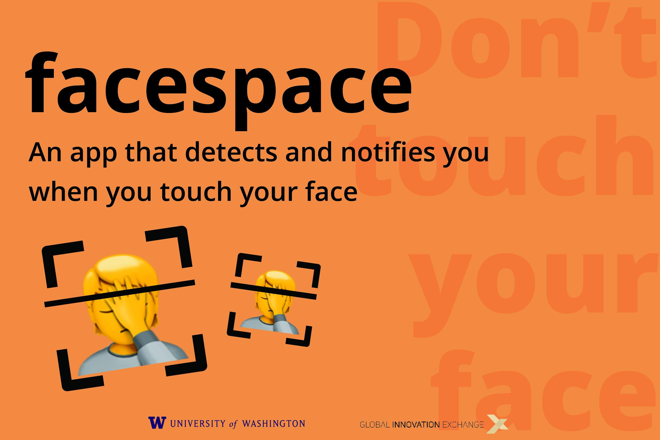 facespace web app
