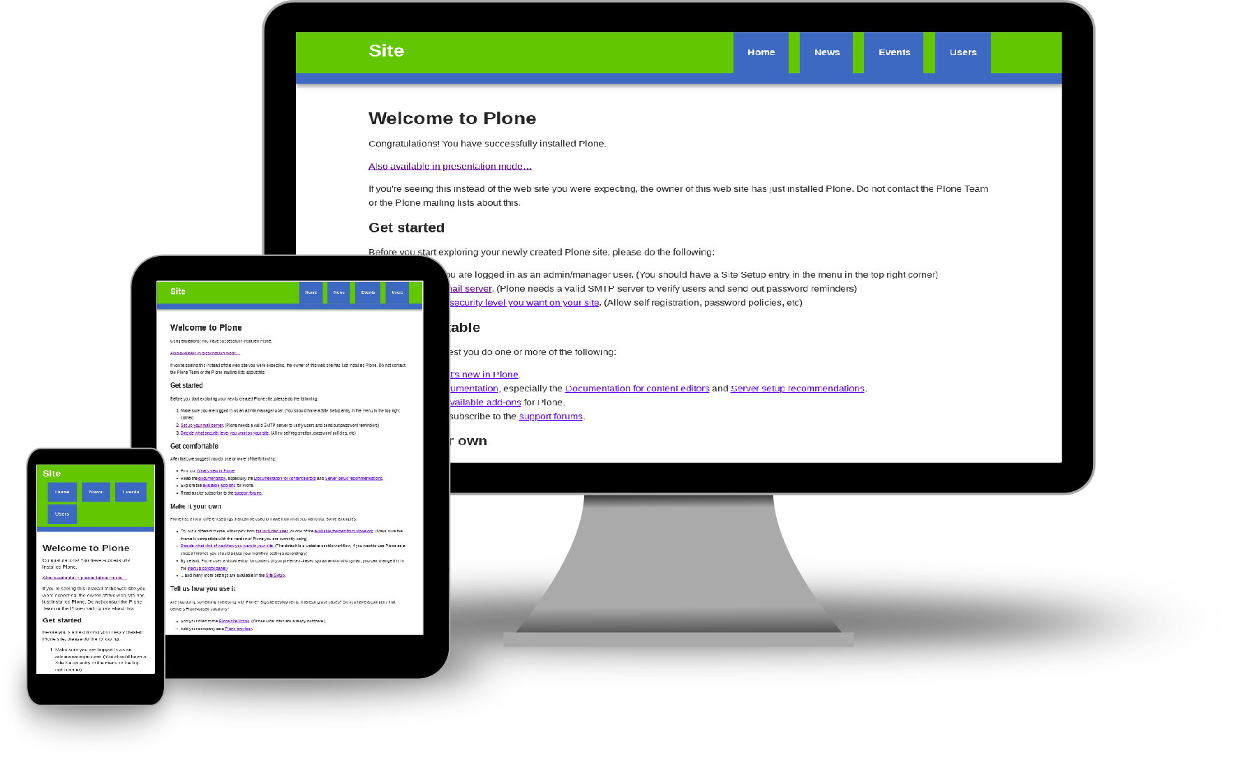 Startup Responsive Initializr Theme