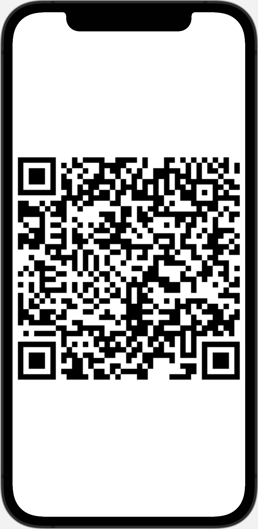Sample Algorand QR Code 3