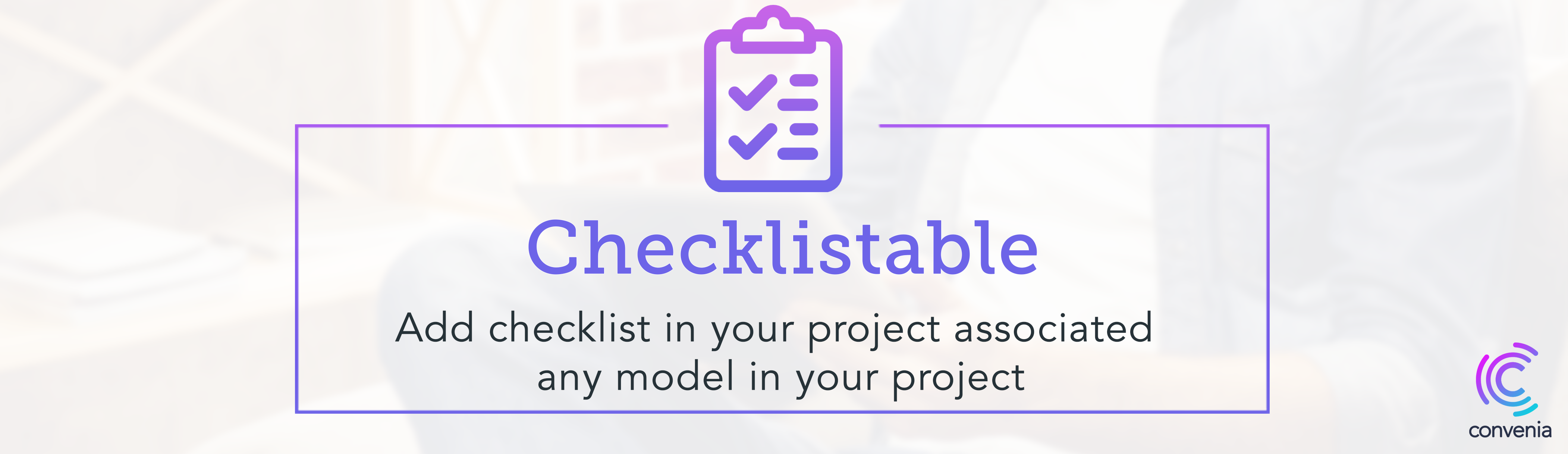 checklistable logo