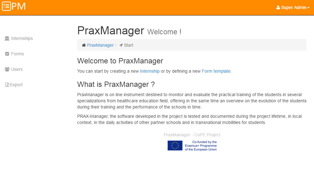 PraxManager