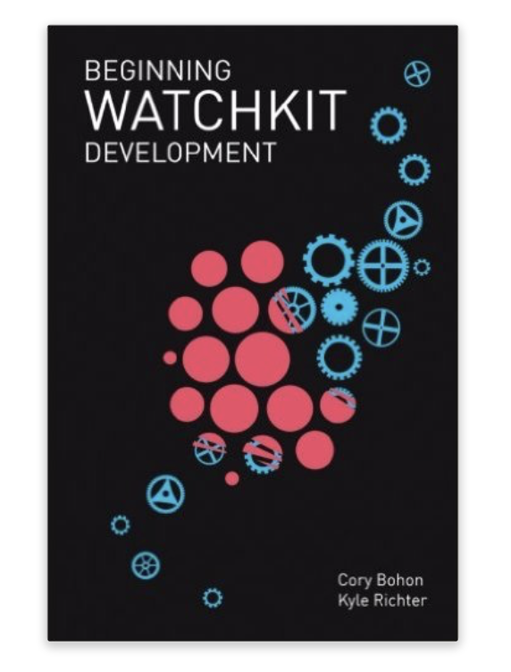 Beginning WatchKit Development Book Cover