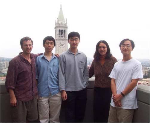 Dave Graham-Squire, Gang Liang, Peng Zhao, Bin Yu, Tao Shi.