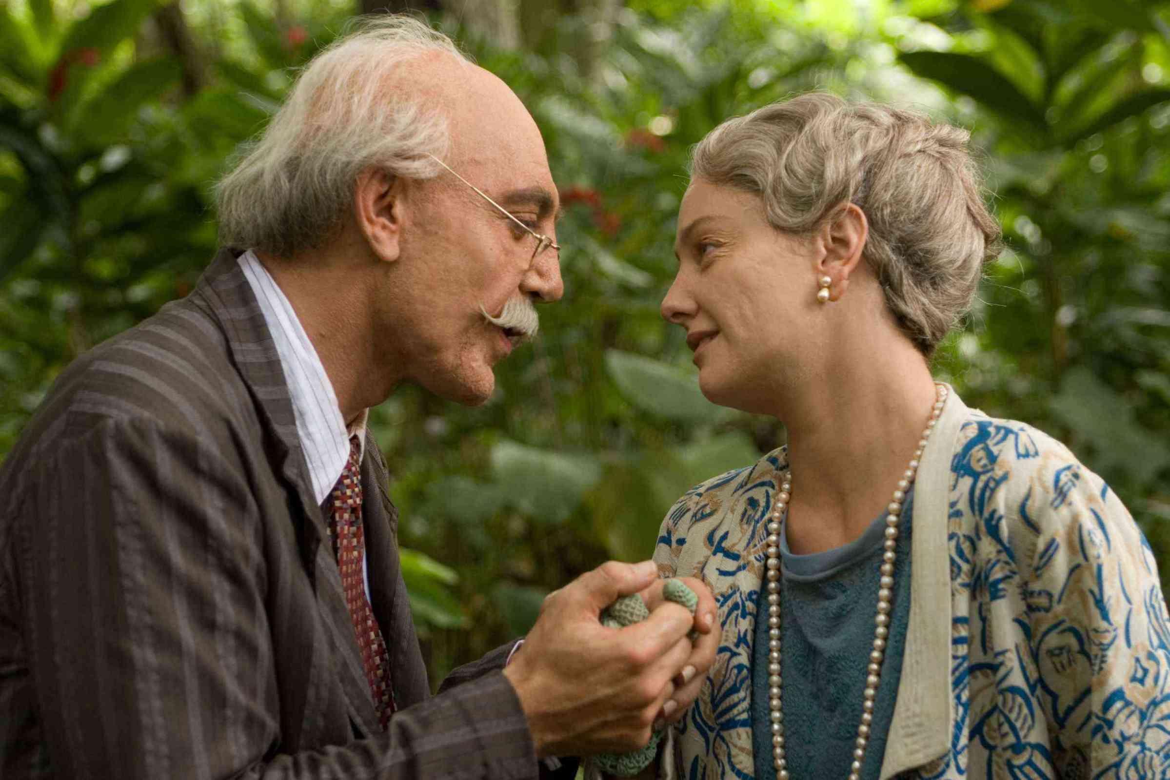 馬奎斯(García Márquez)原著《愛在瘟疫蔓延時》(Love In The Time of Cholera)改編電影
