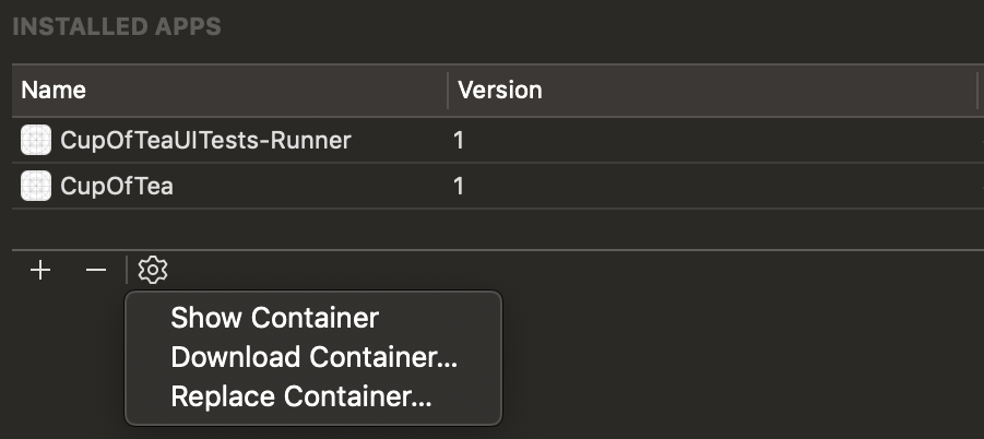 one small change for xcode, one giant leap for productivity