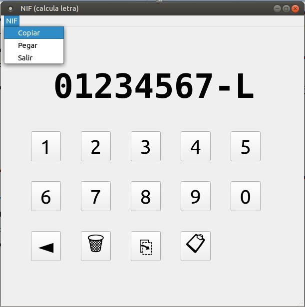 NIFTux screenshot