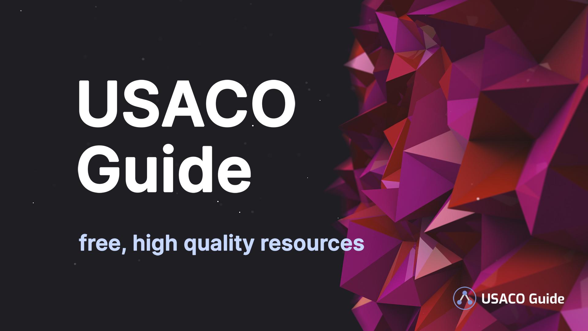 USACO Guide