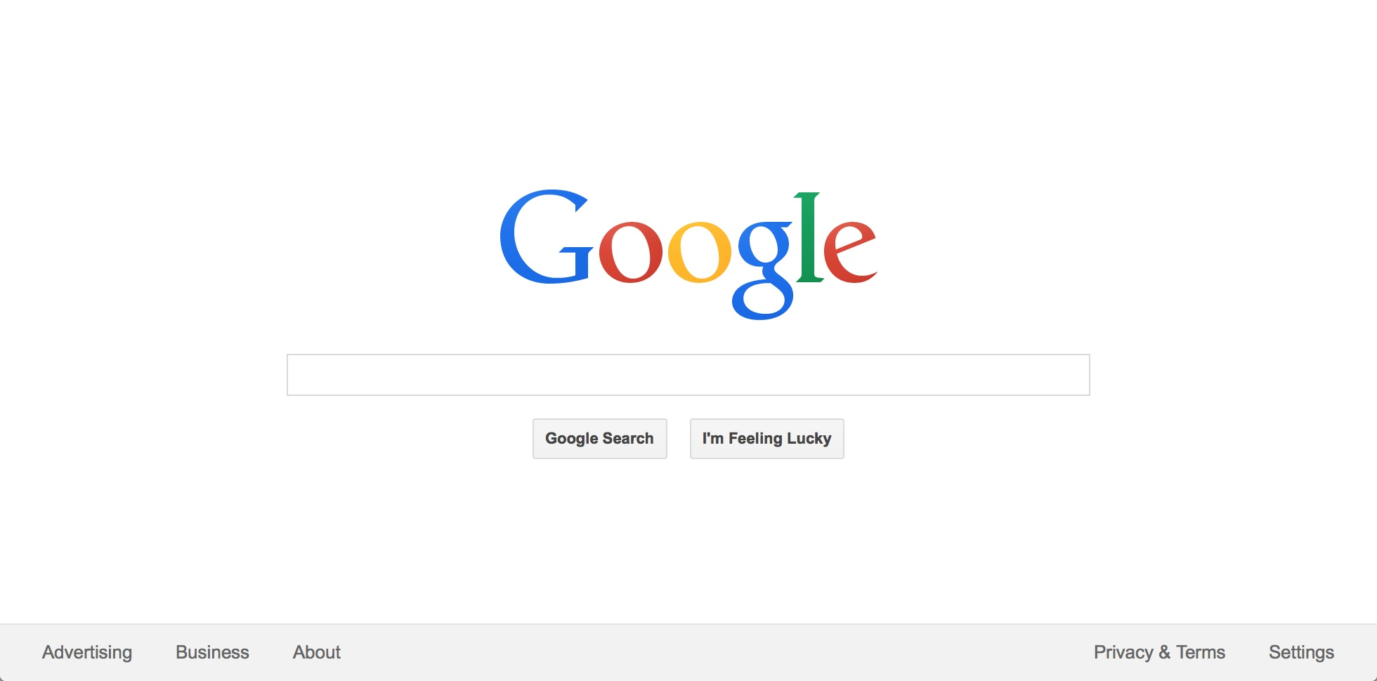 Google's Google