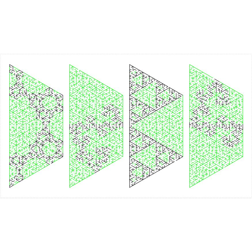plot of chunk sierpinski-trapezoids