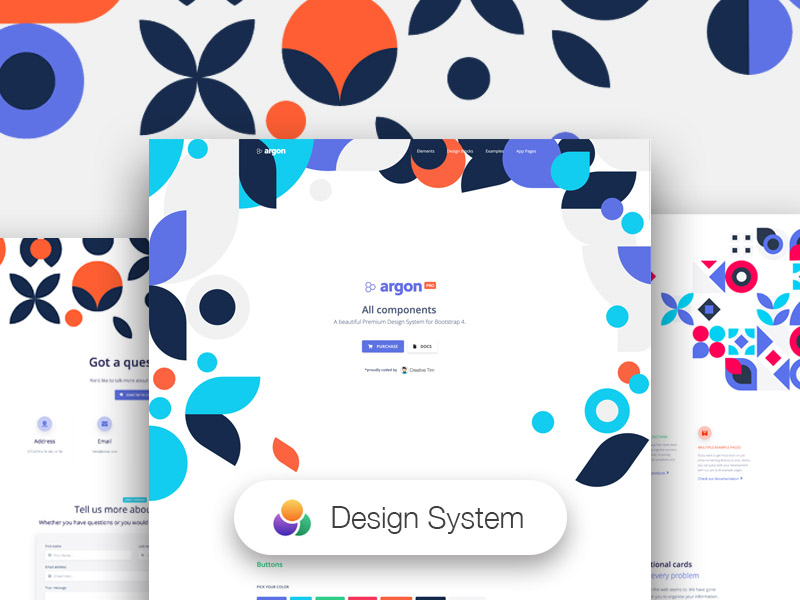 Argon Design System PRO HTML