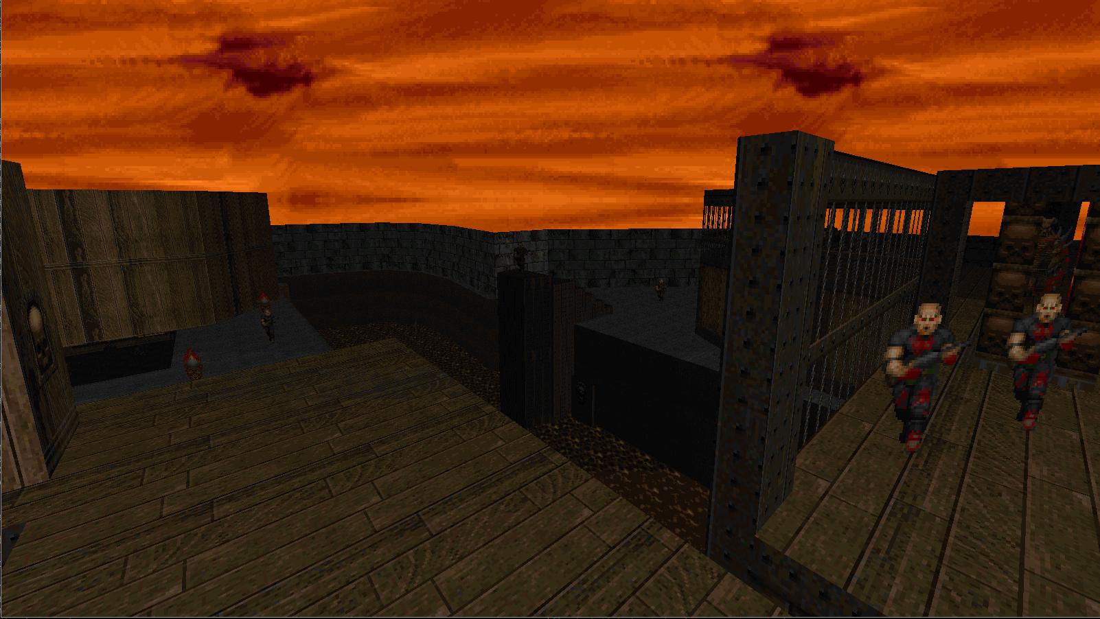 Doom 2 Screenshot