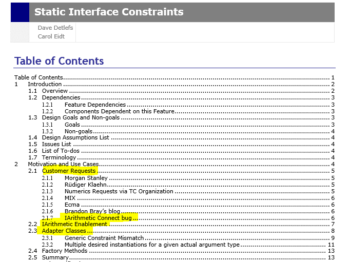 static interface methods