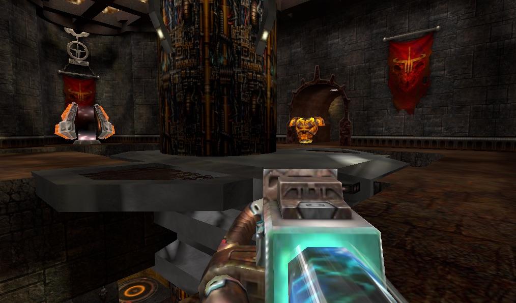 Quake III level viewer