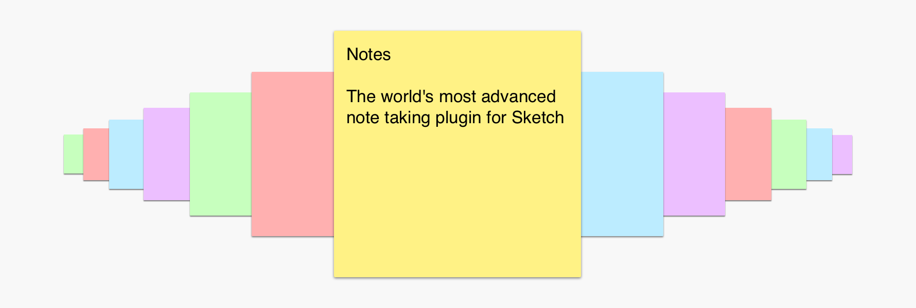 The world's most advanced note taking plugin for Sketch.