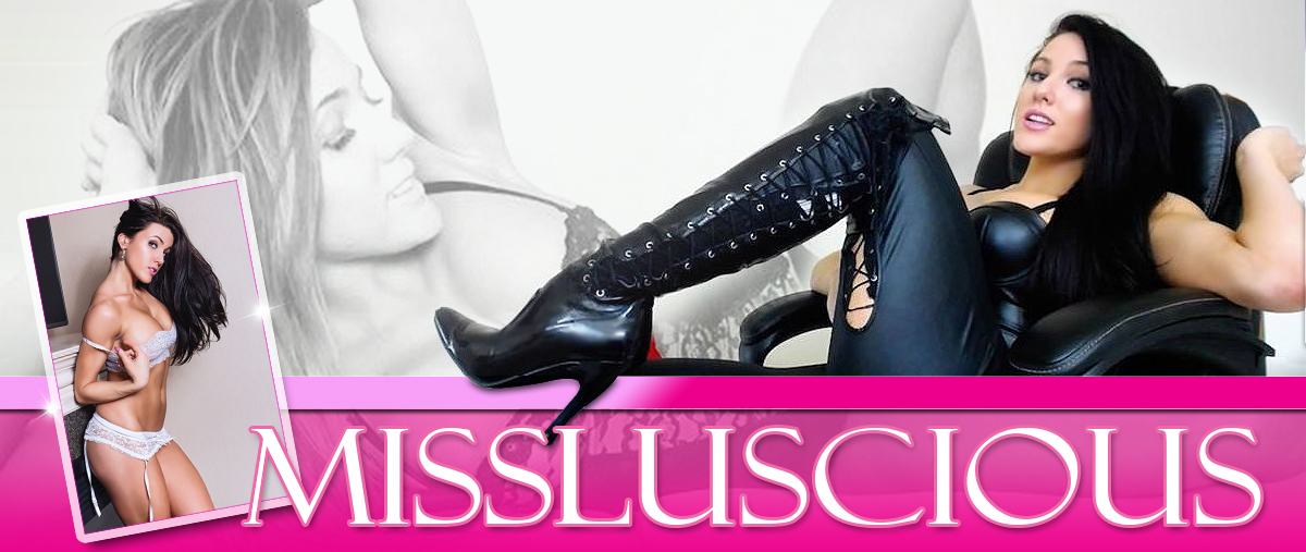 MissLuscious header image