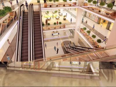 Trung tâm mua sắm The GoldView