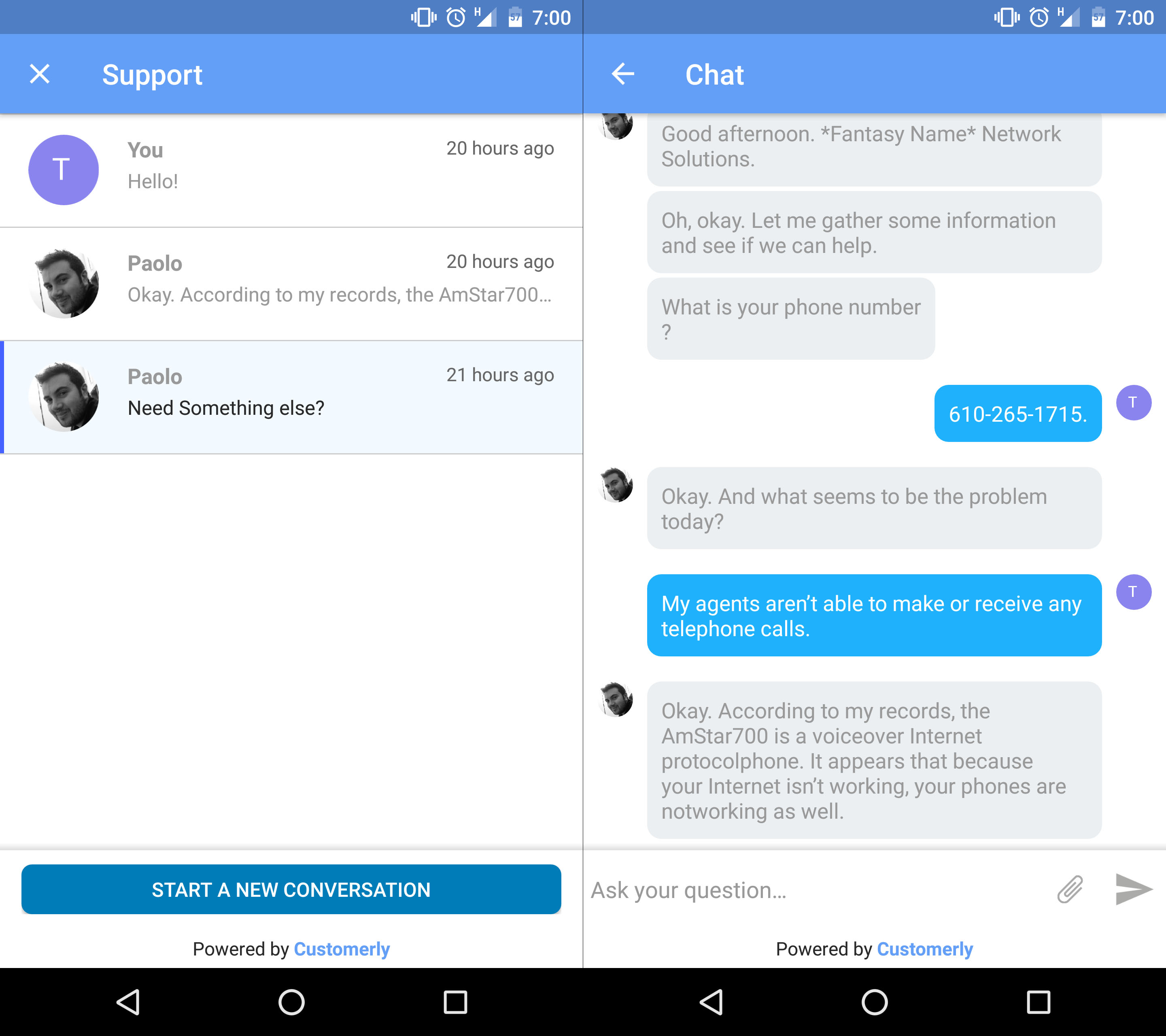 Android chat bubble github