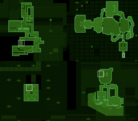 Deathmatch maps