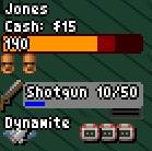 Grenade HUD