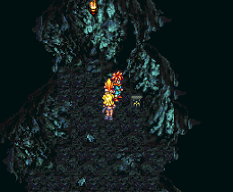 Chrono Trigger sealed chests