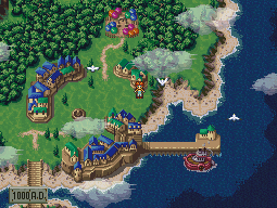 chrono trigger overworld