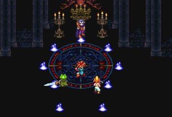 Chrono Trigger Magus's Lair