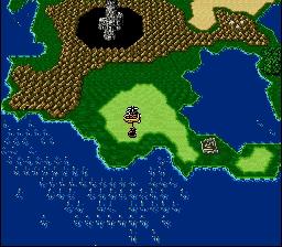 Final Fantasy IV airship