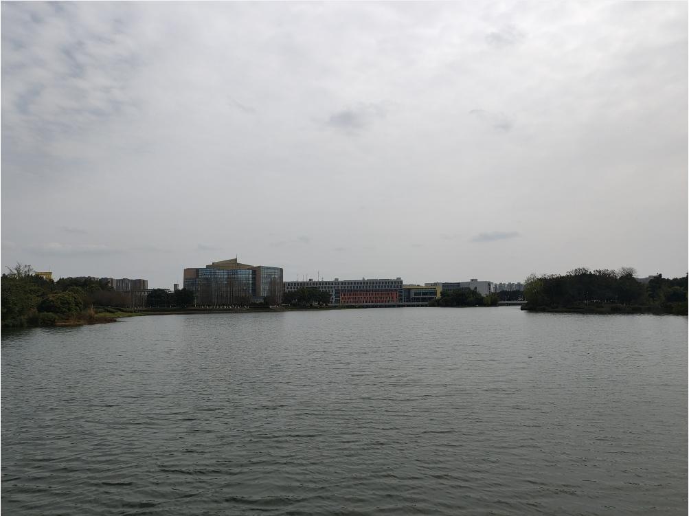 2021.3 成都·川大湖畔全景