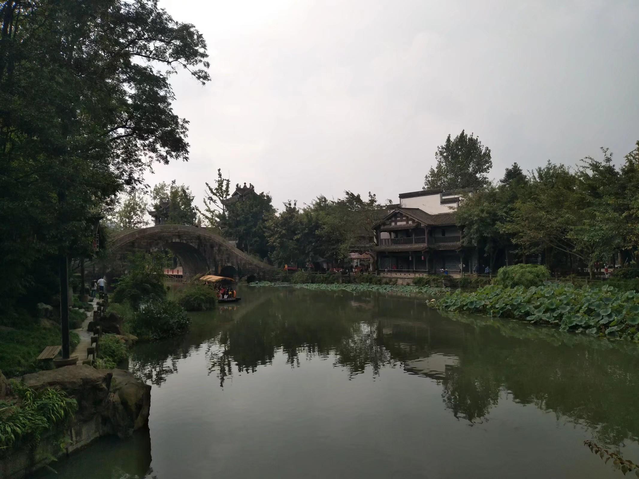 2018.10 成都·黄龙溪