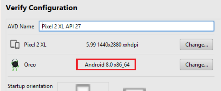 Better Handle X86 64 Issues From Launching Android Emulators