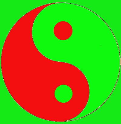 cyber-dojo yin/yang logo
