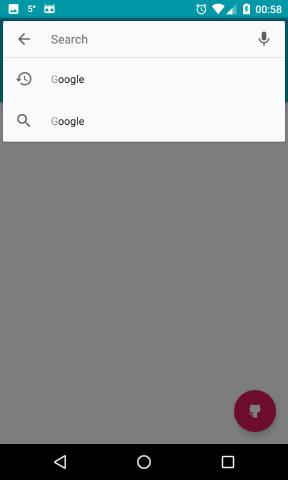 SearchView