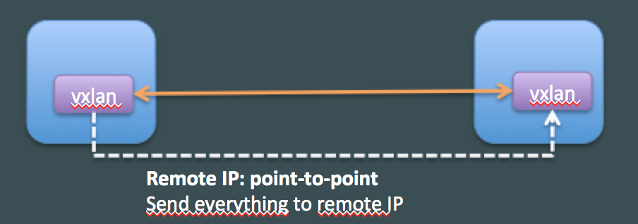 VXLAN Point to Point