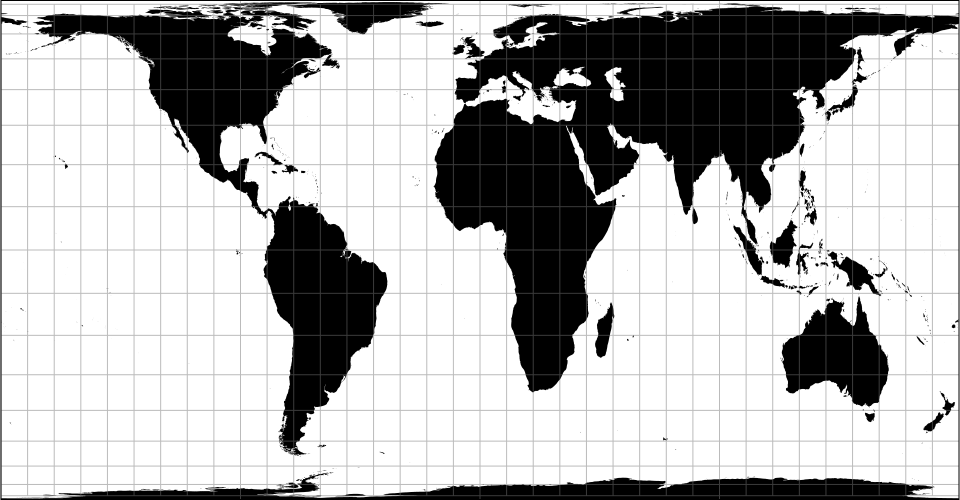 Github d3d3 geo projection extended geographic projections for the cylindrical equal area projection depending on the chosen parallel this projection is also known as the lambert cylindrical equal area 0 gumiabroncs Images