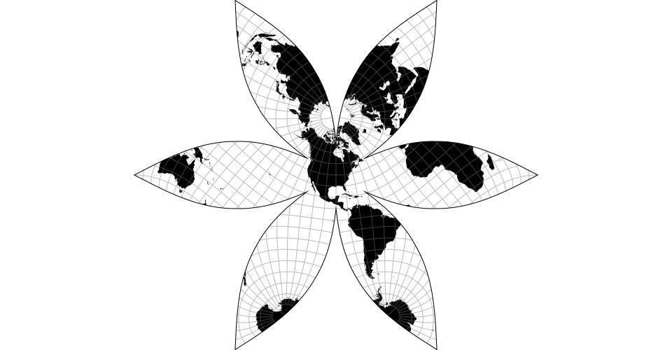GitHub - d3/d3-geo-projection: Extended geographic