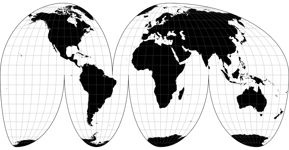 Github D3 D3 Geo Projection Extended Geographic Projections For